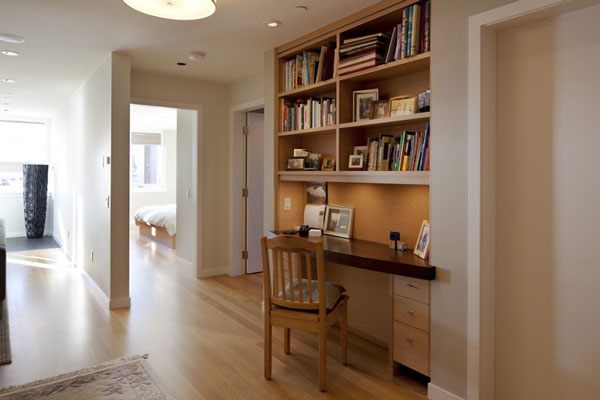 Contemporary Home Office Space